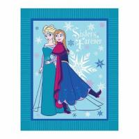 Quality FROZEN ELSA AND ANNA NO-SEW FLEECE KIT wholesale