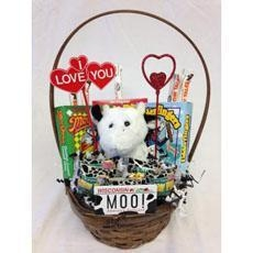 Cheap I Love You Gift Basket for sale