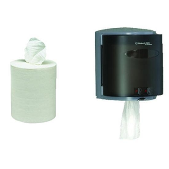 Cheap Cleaning Supplies KIMBERLY CLARK INSIGHT ROLL CENTER PULL for sale