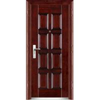 Quality CV-823 Modern Saftey Iron Main Door Steel Security Door Design wholesale