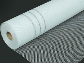 China Fiberglass mesh protects plaster layer surface from cracking
