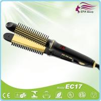 Quality 2 in 1 Hair Straightening and Curling Iron (EC 17) wholesale