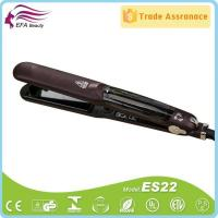 Buy cheap China Manufacturer Fashionable Designed Fast Steam Hair Straightener Price In Pakistan ES22 from wholesalers