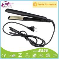 Buy cheap Beauty Salon Equipment Professional LED Fast Cordless Brown Hair Straightener ES56 from wholesalers