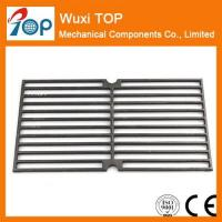 Buy cheap BBQGrillGrates castomize Cast iron Square grill grates from wholesalers