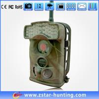 Hunting Series 100 wide angel MMS/GPRS 850NM LED IR scouting camera