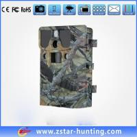 China Hunting Series 12MP HD 1080P digital hunting camera with game call function on sale