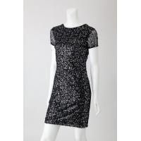 China Allover Sequin Shift Dress on sale