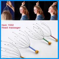 China Cheapest Stainless Steel Spider Head Massager on sale