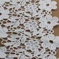 China Heavy Embroidered Lace Fabric chemical lace Different Types Of Lace (S8091) on sale