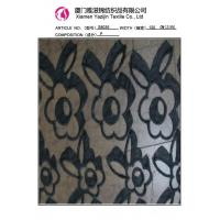 China Polyester Chemical Lace Fabric on sale
