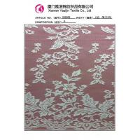 China New Style Bridal Embroidered Lace Fabric (W5093) on sale