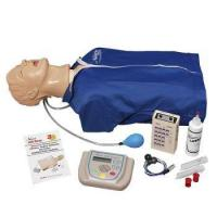 China Advanced Airway Larry Torso with ECG Simulator & AED Trainer P[LF03969U] on sale