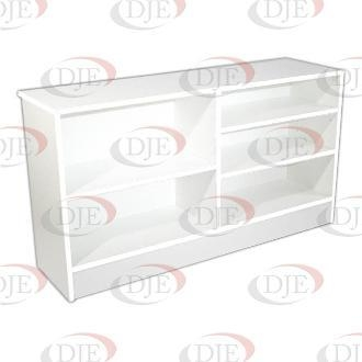 """Cheap Display Cases & Counters 48"""" Wrap Counter - White for sale"""