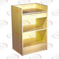 Display Cases & Counters Cash Register Stand - Maple