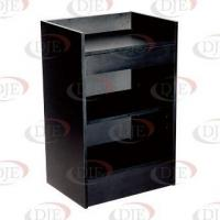 Display Cases & Counters Cash Register Stand - Black