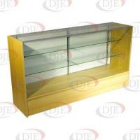 "Quality Display Cases & Counters 70"" Full View Showcase - Maple wholesale"