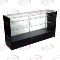 "Quality Display Cases & Counters 70"" Full View Showcase - Black wholesale"