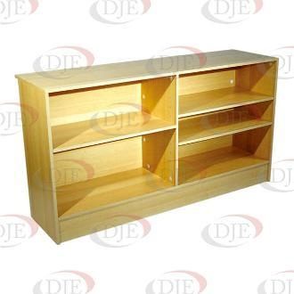 """Cheap Display Cases & Counters 70"""" Wrap Counter - Maple for sale"""