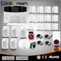 China LPG Gas Leak Detectors Alarm For House Kitchen Security on sale