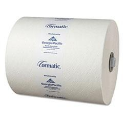 Cheap GPC 2930P Georgia Pacific Professional Hardwound Roll Towels, 8 1/4 x 700', White, 6 Rolls for sale