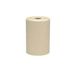"""Cheap KCC 32848 KIMBERLY-CLARK PROFESSIONAL* SCOTT Recycled Hard Roll Towels, Brown, 1-Ply, 8"""" x 800 ft for sale"""