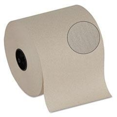 Cheap GPC 269-20 SofPull Hardwound Roll Paper Towel, Nonperforated, 7.8 x 1000 ft, Brown for sale