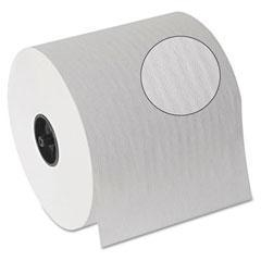 Cheap GPC 269-10 SofPull Hardwound Roll Paper Towel, Nonperforated, 7.8 x 1000 ft, White for sale