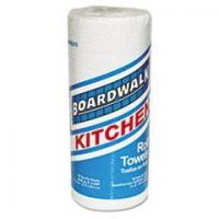 Quality BWK 6276 Boardwalk Paper Towel Rolls, Perforated, Two-Ply, 11 x 8, White, 80/Roll wholesale