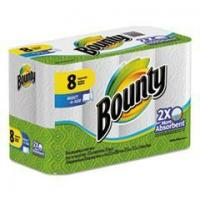 Quality PGC 88187 Bounty Select-a-Size Perforated Roll Towels, 2-Ply, White, 6 x 11, 70/Roll wholesale