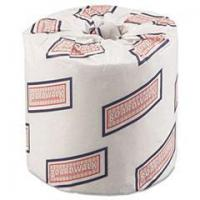 Buy cheap BWK 6145 Boardwalk Bathroom Tissue, Standard, 2-Ply, White, 4 x 3 Sheet, 500 Sheets/Roll from wholesalers
