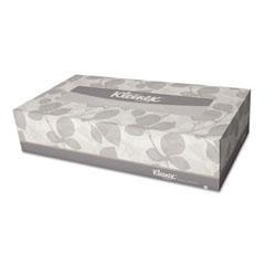 Cheap KCC21400 KIMBERLY-CLARK PROFESSIONAL* KLEENEX White Facial Tissue, 2-Ply, POP-UP Box for sale