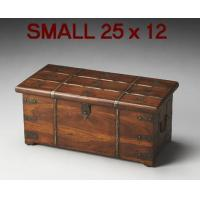 Quality AC317S Solid Wood Storage Trunk With Metalwork wholesale