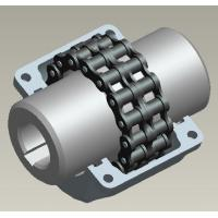 Buy cheap Professional Design Torque Transmission Roller Chain Coupling with Case High Cost-effective product