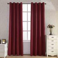 Quality SINOGEM Thermal Insulated Readymade Blackout Curtains Panels for Living Room,1 Panel wholesale
