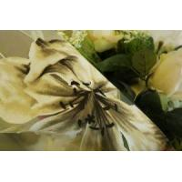 Quality SINOGEM Tropical Floral Printed Sheer Curtains for Living Room Bedroom Kitchen Modern Curtains for t wholesale