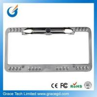 Quality Car Number License Plate Camera for USA Plate Frame wholesale