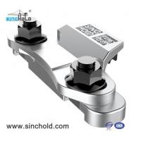 Buy cheap SINCHOLD 7216/10/39 Welded Type forged Steel Flexible Self-Locking Crane Rail Clips from wholesalers