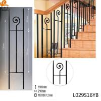 China wrought iron baluster on sale