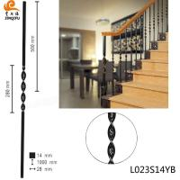 Quality wrought iron baluster wholesale