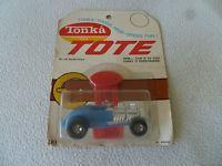 Quality New On Card Tonka Tote Double Deuce No 181 Carded Vintage Car Rare Diecast Noc wholesale