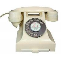 Quality Culture 1950s Bakelite Telephone in Ivory wholesale
