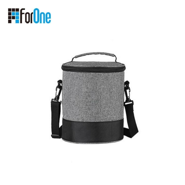 Cheap round shape cooler bag for sale
