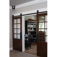 China Wall Mount Sliding Door Hardware on sale