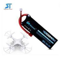 Buy cheap New Brand NOIPOSI 30C 4000mah Lipo Battery 22.2v 6s Lithium Polymer Battery from wholesalers