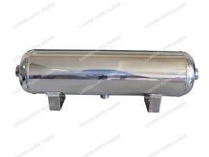 Cheap 5 Gallon Aluminum Air Ride Tank with Mounting Brackets for sale