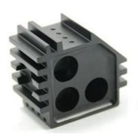 Quality customed aluminum black anodized equipment accessories wholesale
