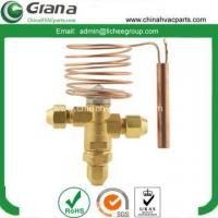 China Refrigeration Thermostatic expansion valve on sale