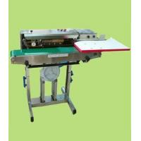 China External-pumping Vacuum (Aerated) Continuous Sealing Machine on sale