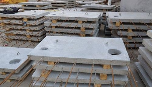 Cheap Precast slab for air-condition for sale